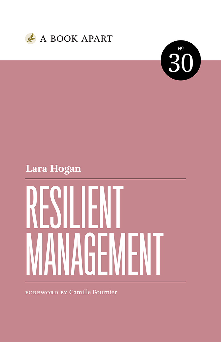 Resilient Management book cover